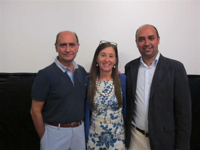 Drs. Vázquez en el curso de Ortodoncia y difunción temporomandibular